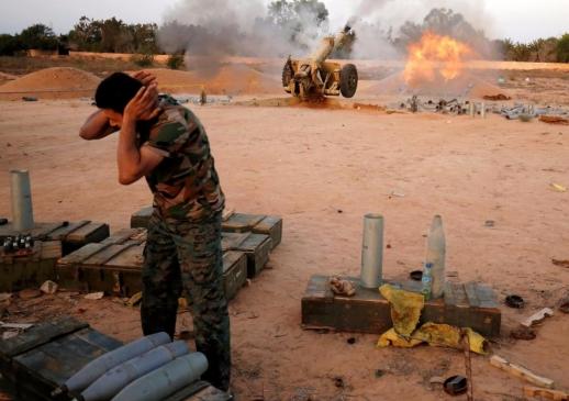 Hiç Görmediğiniz Fotoğraflarla Ortadoğu'da Savaş