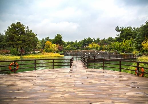 Sonbaharın Eşsiz Güzelliği Dülük'te