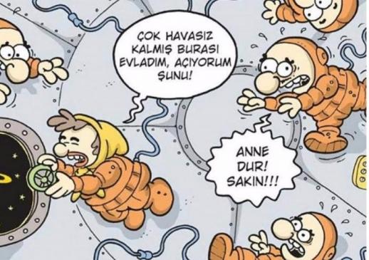 Günün Güldüren Karikatürleri