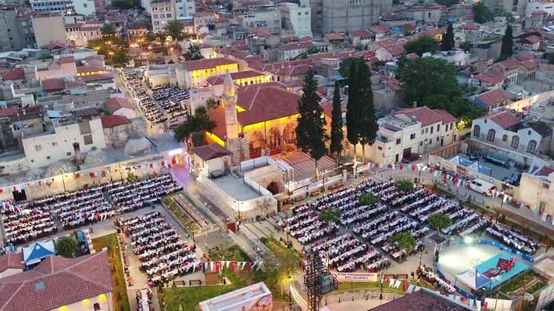 """Başkan Tahmazoğlu: """"145.000 Kişiyle İftar Açacağız"""""""