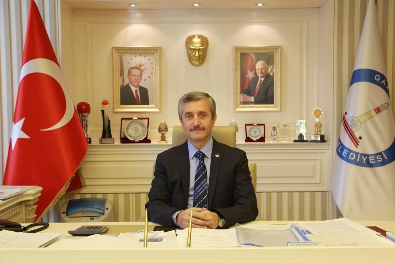 """Başkan Tahmazoğlu, """"Bereket Ve Mutluluk Ayı"""""""