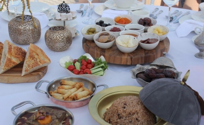 İşte Gaziantep'teki Restaurantların İftar Menüleri