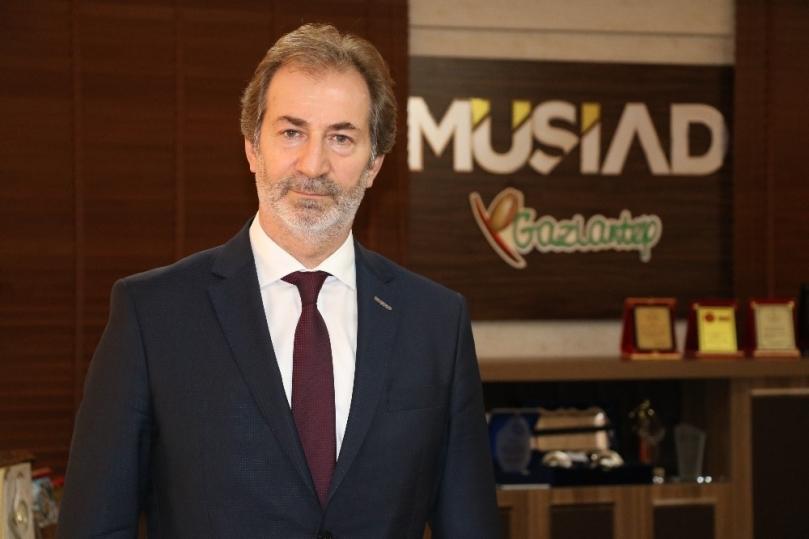 MÜSİAD Başkanı Çelenk'ten Ramazan mesajı