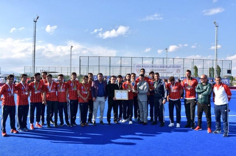 """THF Başkanı Sadık Karakan: """"Avrupa Şampiyonasına Bolu ve Gaziantep'ten üç takım gönderiyoruz"""""""