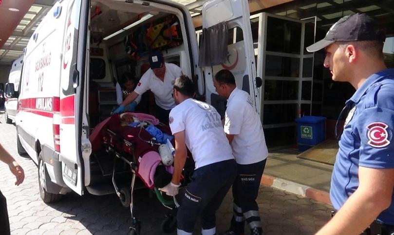 Afrin'deki patlamada yaralananlar Türkiye'ye getiriliyor