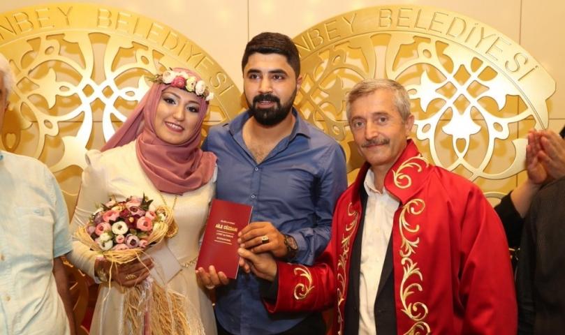 Evlenecek çiftlerin 08.08.18 heyecanı