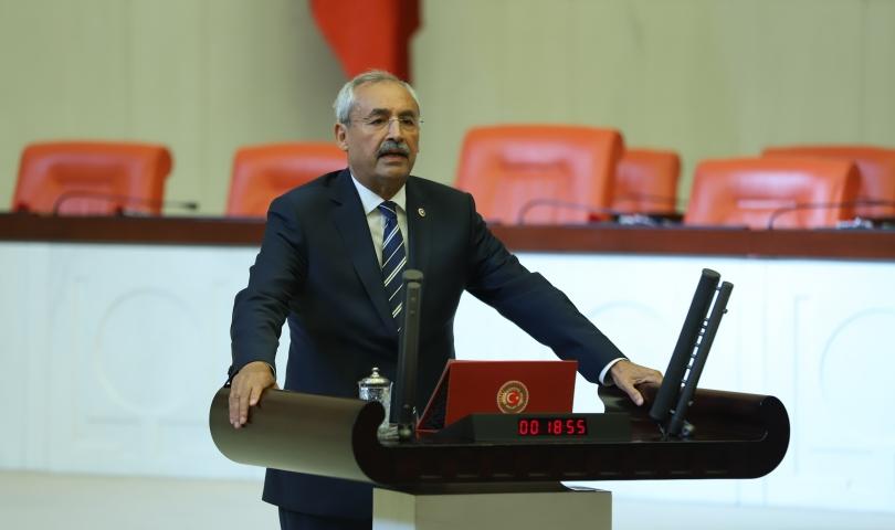 Milletvekili Kaplan, fıstık üreticilerinin sorunlarını Meclise taşıdı