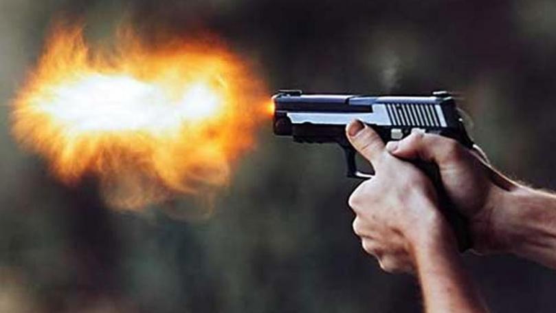 Olay yerine giden polis ekibine silahlı saldırı