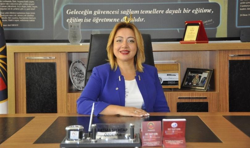 GKV Özel Liseleri Mehtap Özdemir'e Emanet