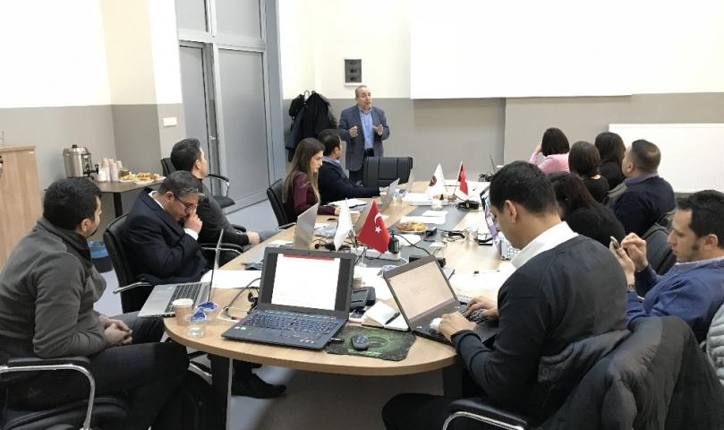 """GSO-MEM'de """"Dış ticaret ve istihbarat uygulamaları"""" eğitimi verilecek"""