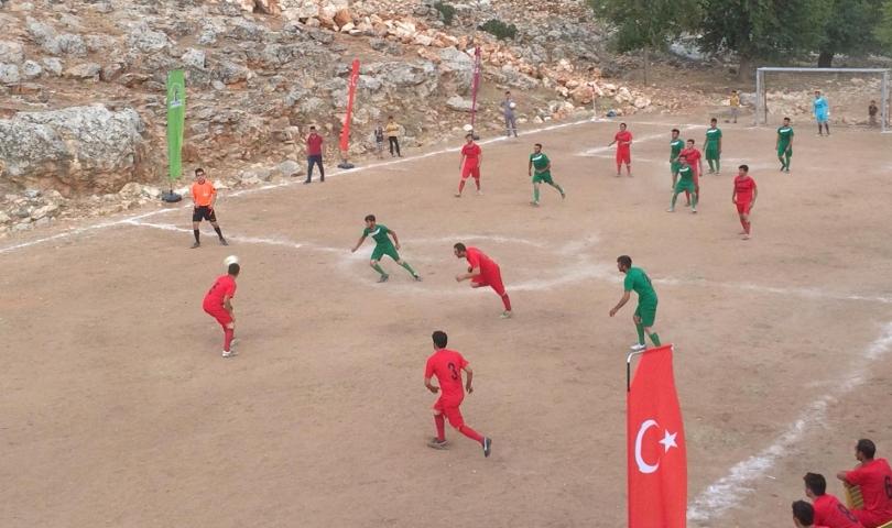 Şehitkamil'de Futbol Birleştirici Güç Oldu