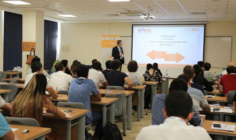 Teknoloji odaklı girişimcilere HKÜ projesi ile 200 bin TL hibe