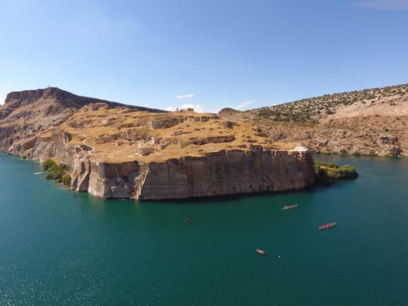Fırat'ın İncisi Rumkale, En Görkemli Kale Listesinde