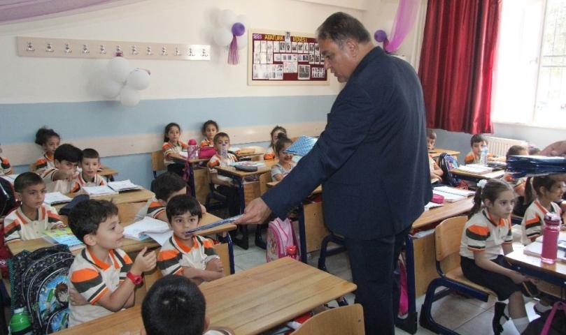 Fırat Kalkanı bölgesinde 85 bin öğrenci eğitim hayatına başladı