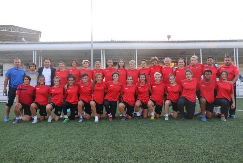 ALG Spor Kadın Futbol Takımı, hem gurur hem de umut kaynağı