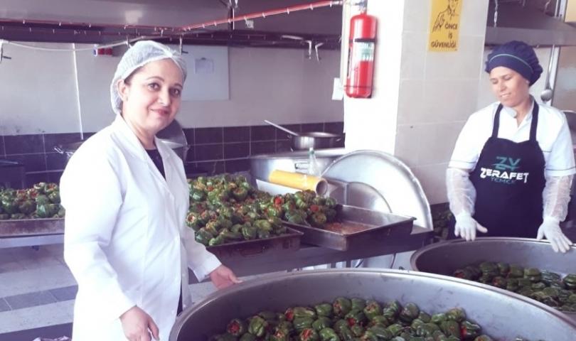 Gaziantep'in geleceği gastronomide