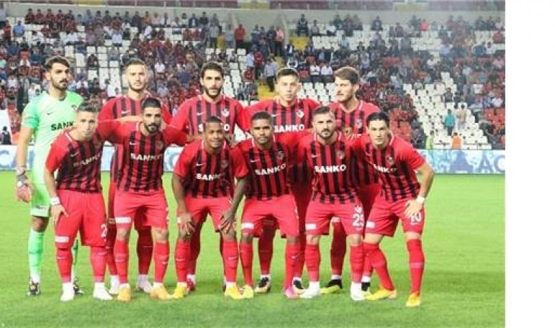 Gazişehir Gaziantep'ten Son Yılların En İyi Başlangıcı