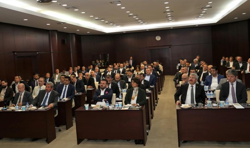 Gto'nun Ekim Ayı Olağan Meclis Toplantısı Yapıldı