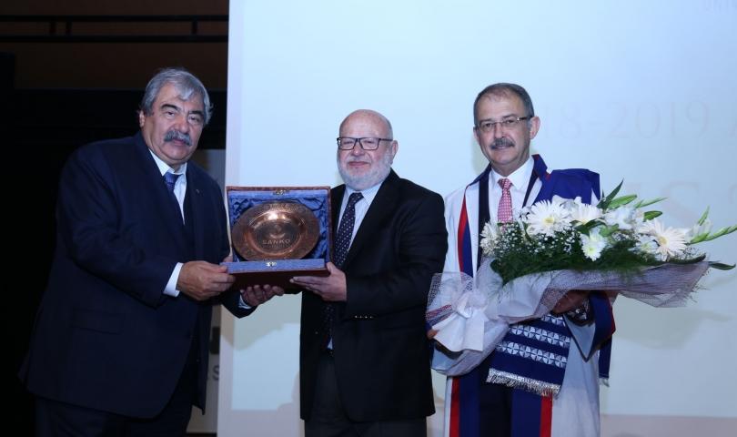Sanko Üniversitesi 2018 – 2019 Akademik Yılı Açılış Töreni