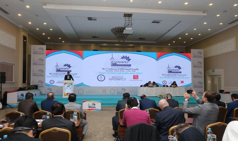 Asya Belediye Başkanları Forumu Sona Erdi