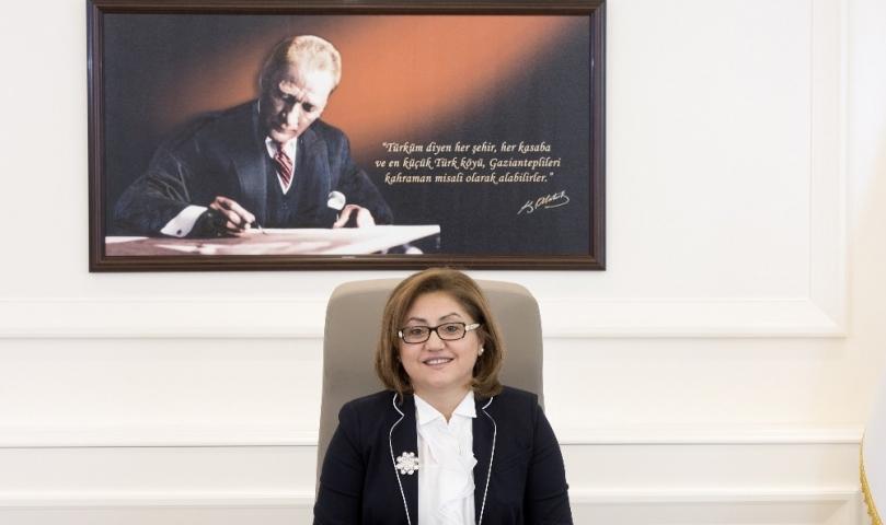 Fatma Şahin'den Gazeteciler Günü Mesajı