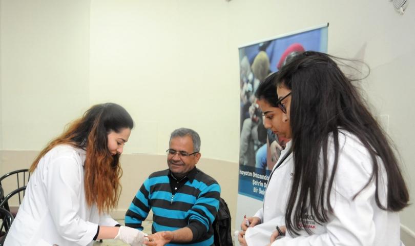 Sanko Üniversitesi Nizip İlçesi'nde Bilgilendirme Yaptı