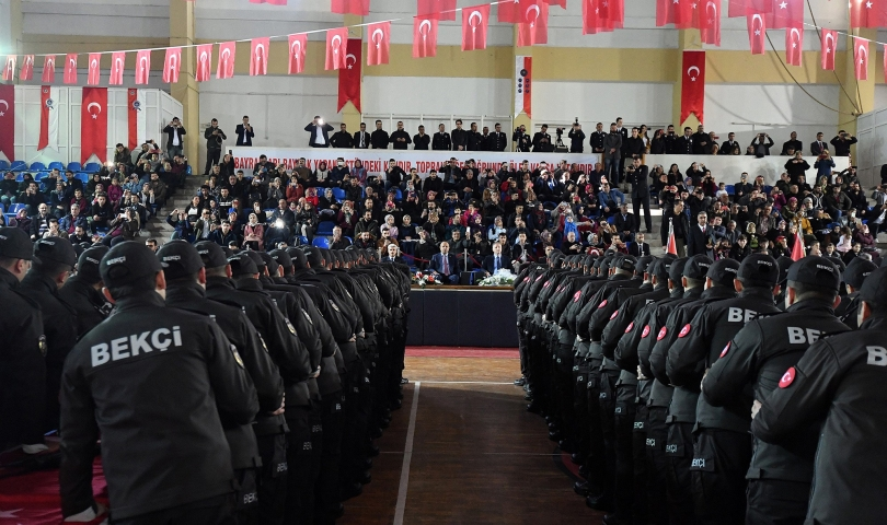 Vali Gül Gaziantep Suçla Mücadelede En İyi Şehirlerden Bir Tanesi