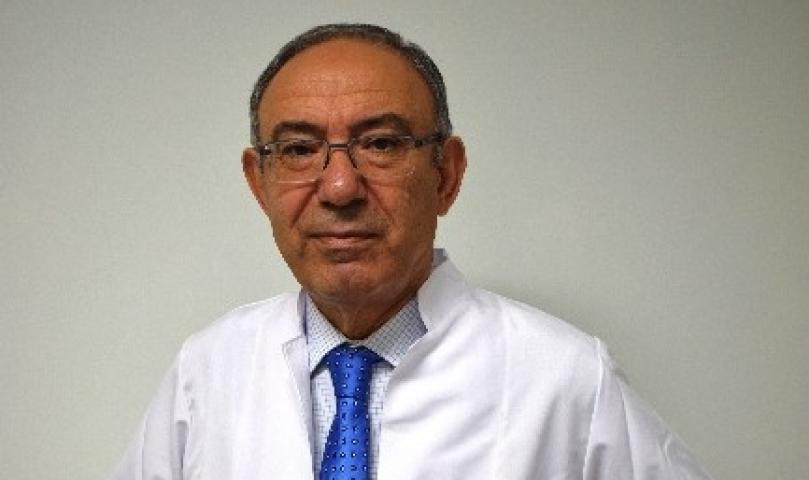 Prof. Dr. Zeynel Beyhan Anka Hastanesinde