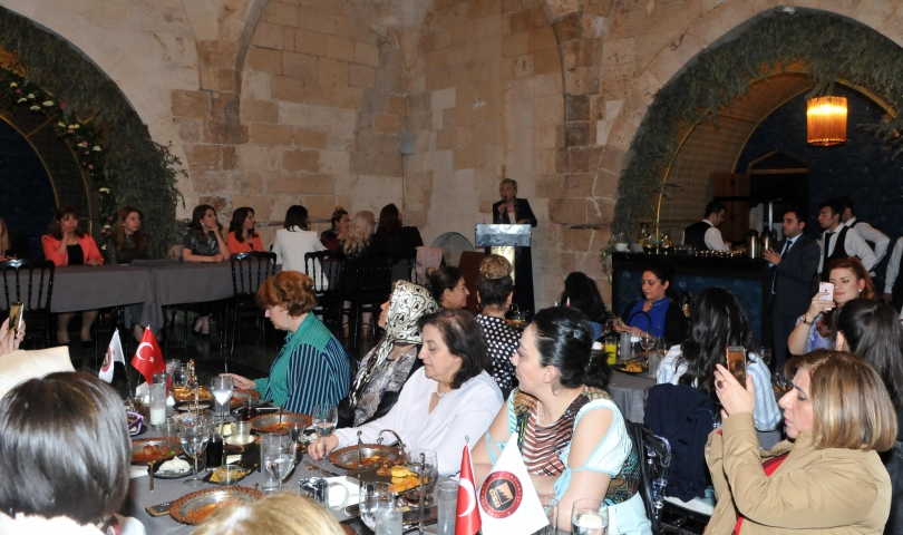 Tobb Gaziantep Kadın Girişimciler Kurulu İftarda Buluştu