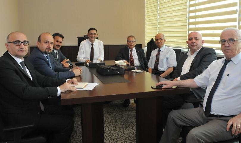 Gaziantep savunma sanayi stratejisi ve yol haritası toplantısı GSO'da yapıldı