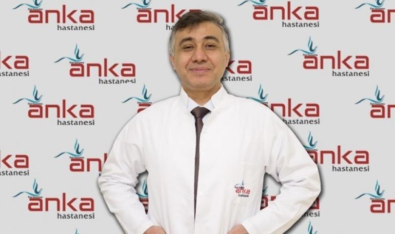 Üroloji Uzmanı Doç. Dr. Fatih Rüştü Yalçınkaya Anka Hastanesinde