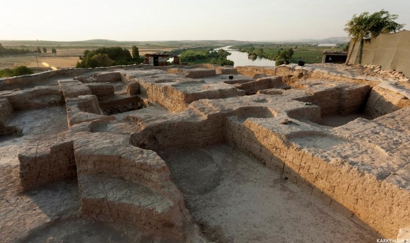 Sınırın sıfır noktasında Arkeopark açılıyor