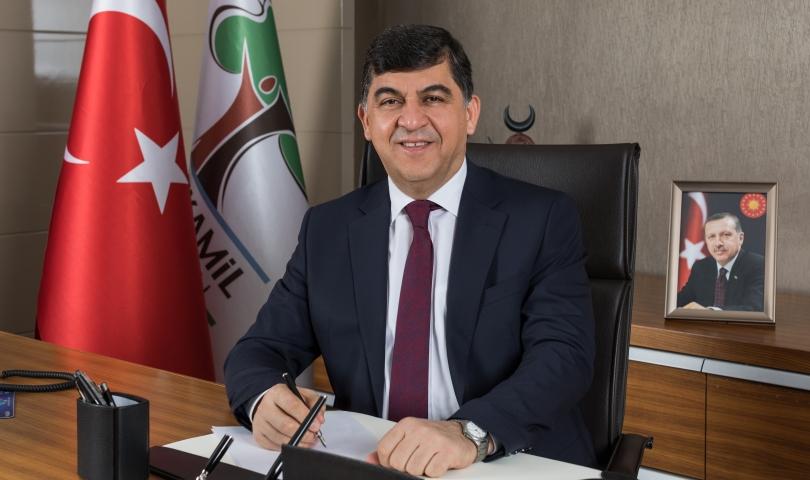Fadıloğlu, 24 Temmuz Gazeteciler ve Basın Bayramını kutladı