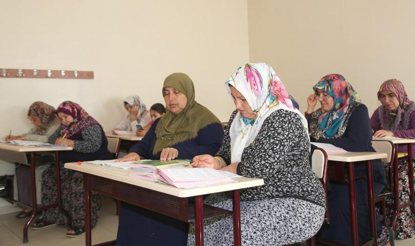 Şehitkamil'de 4 bin 338 kişiye Okuma-Yazma öğretildi