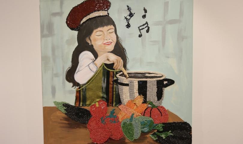 Çocuk Sanat Merkezi'nde Gastronomiye özel çalışma
