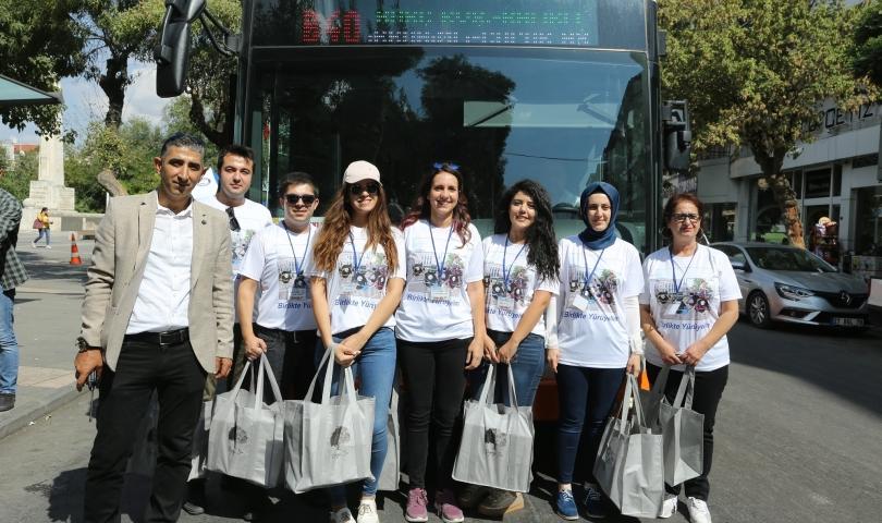 Büyükşehir'den toplu taşıma araçlarına teşvik!