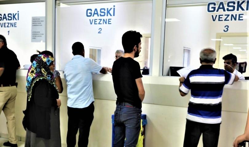 GASKİ'nin Kampanyasından 8 bin 709 kişi yararlandı