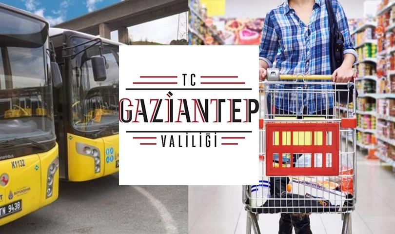Marketler ve Toplu Taşıma Araçları ile İlgili Ek Genelge