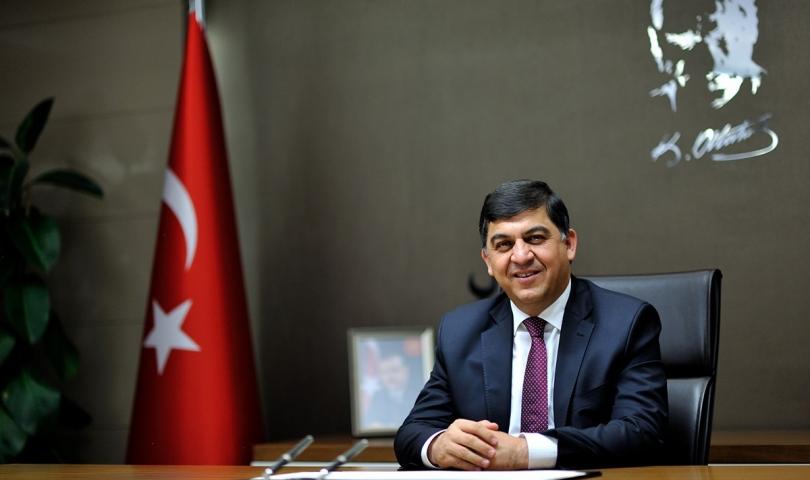 Başkan Fadıloğlu'nun ramazan bayramı kutlama mesajı