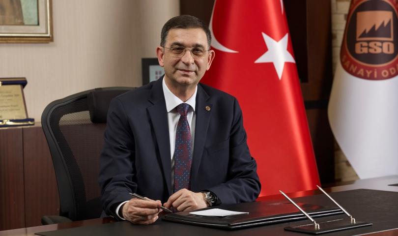 GSO Başkanı Adnan Ünverdi Herkesin Bayramını Kutladı
