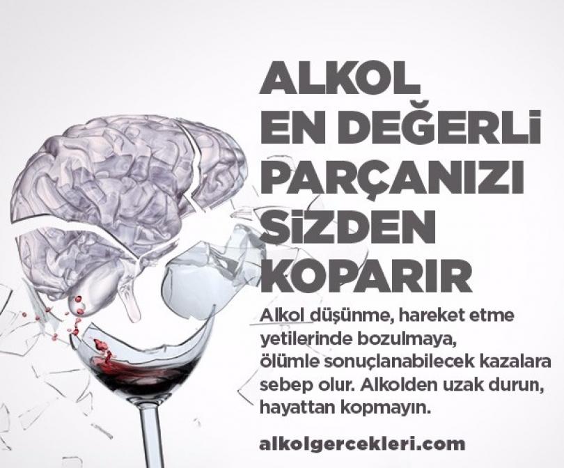 Yılbaşında Alkol Kullanımına Dikkat