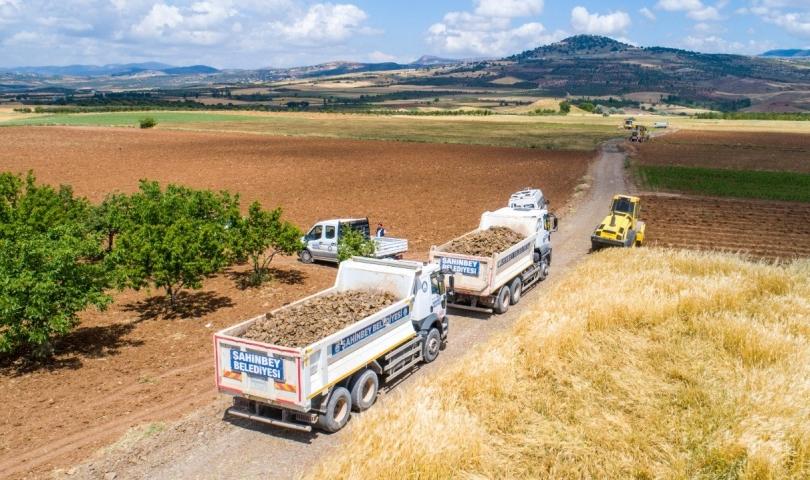 Tarımsal kalkınmaya destek sürüyor
