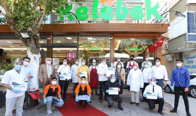 Gazi şehrin ünlü restoranları pandemiye hazır