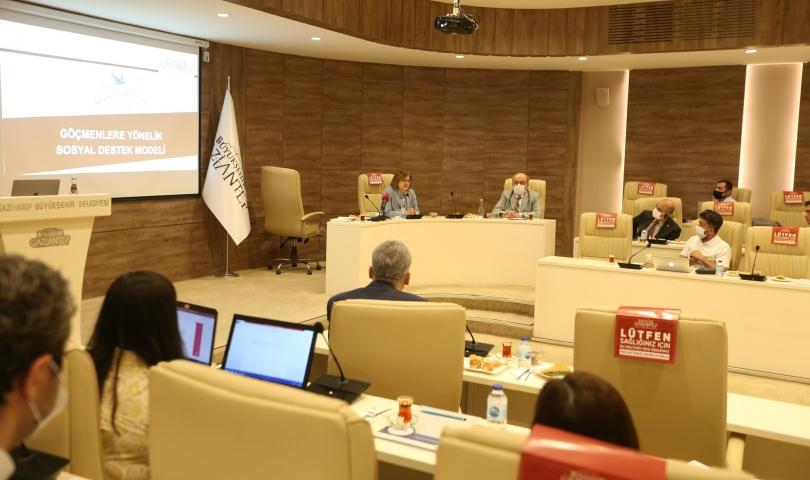 Göç yönetimi çalıştayı düzenlendi