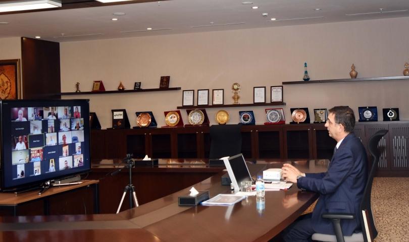 GSO temmuz ayı meclis toplantısı yapıldı