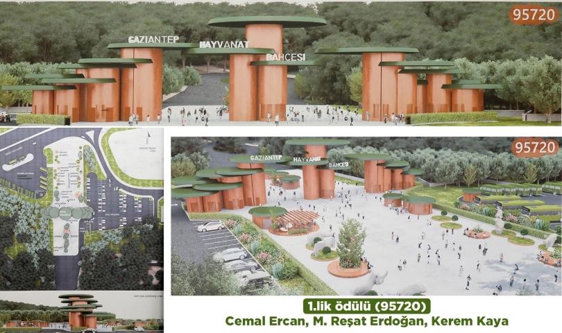 Türkiye'nin en büyük hayvanat bahçesine mimari dokunuş!