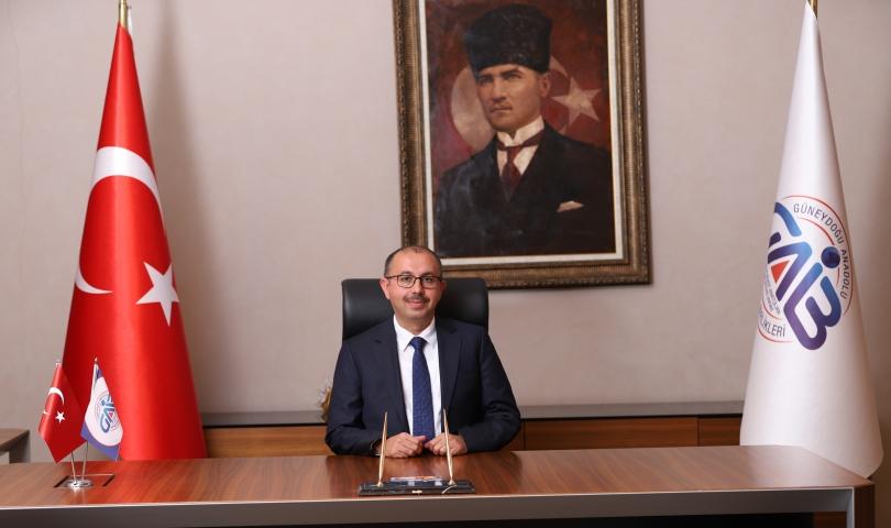 GAHİB Başkanı Ahmet Kaplan'dan bayram mesajı
