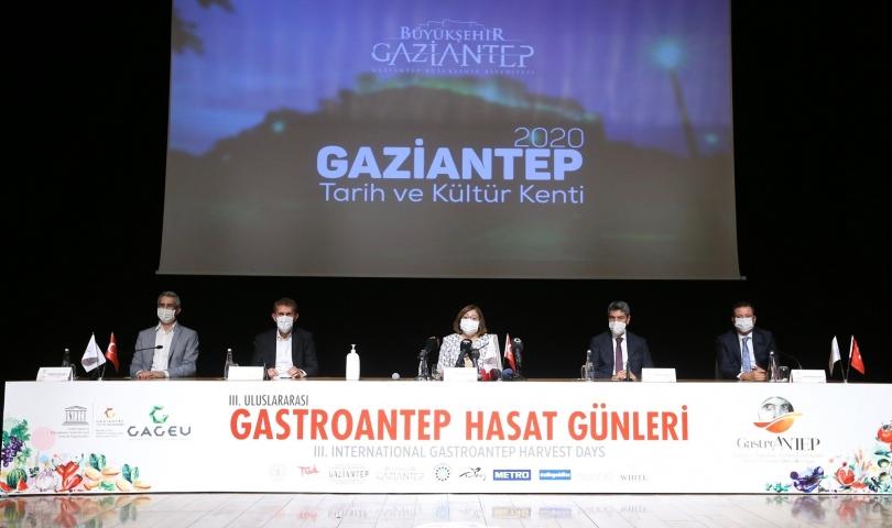Gastroantep tanıtım toplantısı düzenlendi