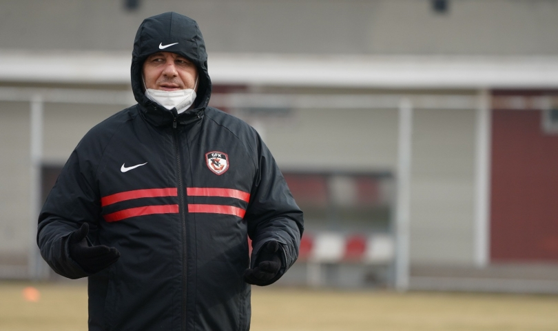 Gaziantep Futbol Kulübü Marius Sumudica ile yollarını ayırdı