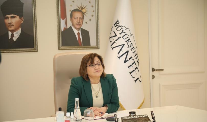 Başkan Şahin, Su Konulu Çalıştay'a katıldı